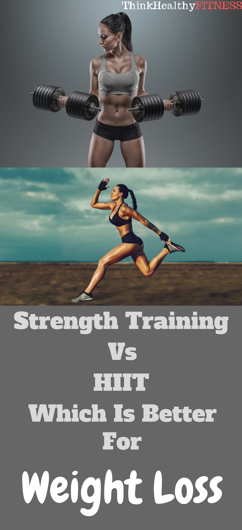 Weight Training Vs HITT