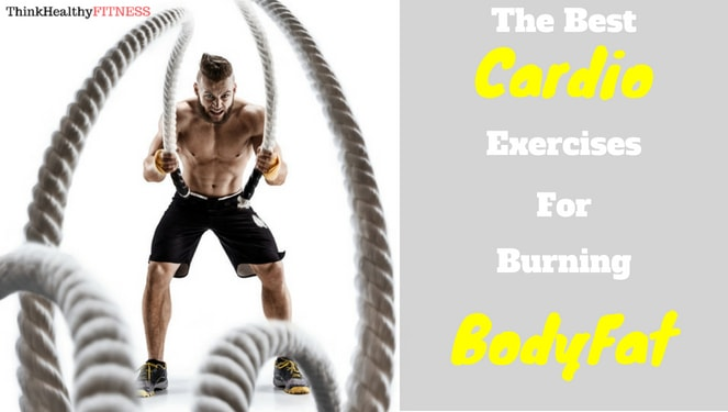 Best Cardio Exercises for Burning Body Fat
