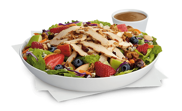 high protein fast food