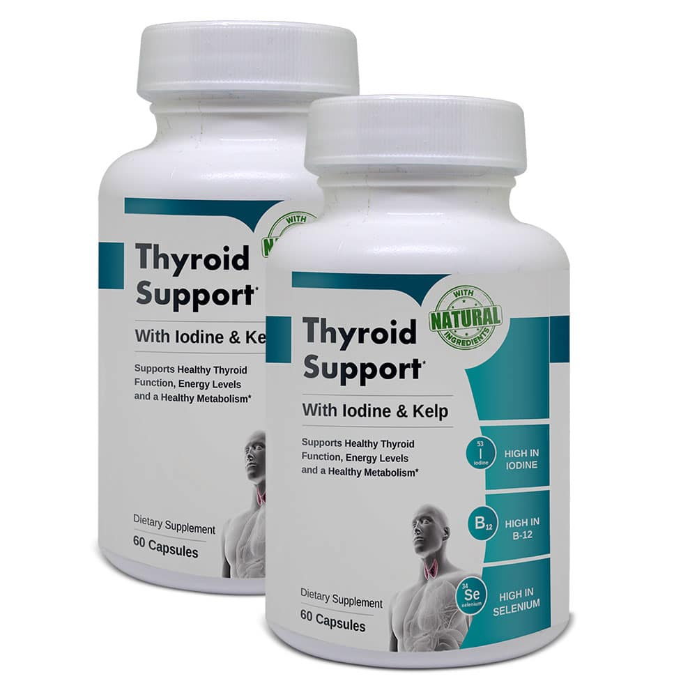 best thyroid supplements